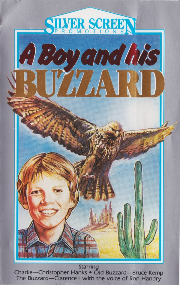 Boy and his Buzzard